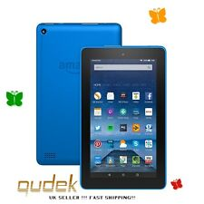 Amazon Kindle Fire 7 pollici 8GB Wi-Fi Tablet 5th Gen-Blu, modello corrente!!!