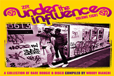 Under The Influence Vol.8 compiled by Woody Bianchi 2 CD ALBUM NEW (12TH JUNE)