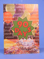 SOBRIETY GREETING CARD - ANNIVERSARY - 90 DAYS - RECOVERY