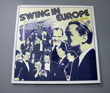 V.A. Fud Candrix H.Wehner u.a - Swing In Europe 1936-1942  2x Lp Telefunken
