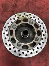 2005 Suzuki King Quad Kingquad 4x4 700 Left Front Disk Brake Rotor Wheel Hub I8