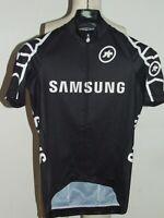 Bike Cycling Jersey Maillot Shirt Cyclism Sport Samsung ASSOS Size M