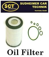 MG ZT MGZT Rover 75 2.0 CDTi & CDT Diesel Oil Filter SCT Germany