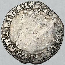More details for 1553-1554 queen mary great britain silver groat coin