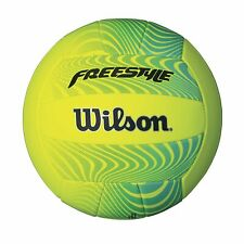Wilson Free Style Volleyball - Lime