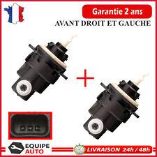Lot de 2 moteurs de reglage phare pour Primastar Vivaro A 1 Trafic II = 043729