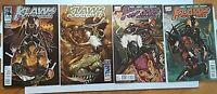 Klaws of The Panther #1-4 Set Shuri Marvel Wakanda Black Panther VF