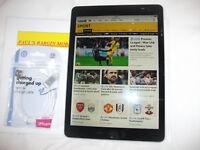 Apple iPad Air 2 64GB, Wi-Fi, 9.7in - Space Grey***CRACKED LCD***