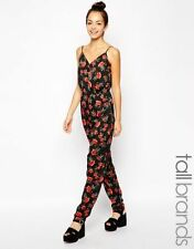 New Look V Neck Floral Jumpsuits & Playsuits for Women