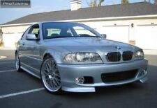 Flaps splitters set for BMW E46 Front M Bumper Sport Clubsport
