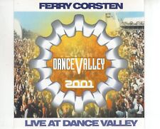 CD FERRY CORSTEN	live at dance valley 2001	VG++ (A2701)