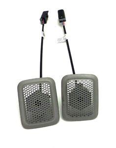 Microphone Navigation Speaker Grey Cadillac ATS CT6 CTS XTS Escalade Tahoe Yukon