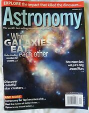 Astronomy Magazine December 2016 When Galaxies Eat Each Other