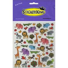 Sticker King Stickers-Zoo Fun