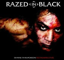 Razed in Black - Share This Poison - the Retrospective [New CD] Bonus Tracks