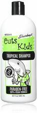 Sharkey's Free & Clean Line Just for Kids Tropical Shampoo Large 32oz