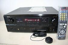 DENON avr-2106 7.1 125 Watt bi-amping OSD ACCESSORI PHONO