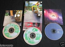 CORNERSTONE PLAYER 073—2007 PROMO 3-CD—UNKLE/CHEMICAL BROTHERS/ PORTUGAL THE MAN
