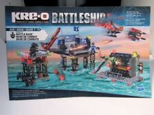 KRE-O BATTLESHIP  38974  Battle Base   Instructions Booklet - MANUAL ONLY