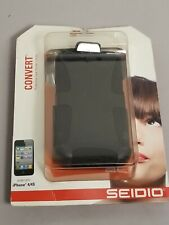 Seidio Convert Iphone 4/4s New in box. Protective Case Holster Combo