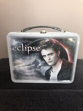 """The Twilight Saga"": Eclipse- Neca Metal Lunchbox and Matching Thermos"
