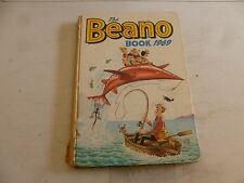 THE BEANO BOOK Comic Annual - Year 1969 - UK Comic Annual (Damaged Spine)