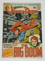 Superman's Pal Jimmy Olsen #138 Jack Kirby & Neal Adams 1971 DC Comics