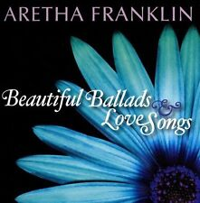Beautiful Ballads & Love Songs by Aretha Franklin (CD, Jan-2008, Legacy)