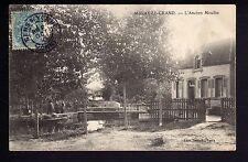 MALAY LE GRAND Yonne CPA 89 l'ancien moulin