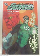 Green Lantern DC Geoff Johns comic book 2010