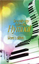 The Seventh Day Adventist Hymnal  Word Edition Color Hardback Book