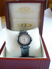 ONISS- Womens Quartz Movement Ceramic Wristwatch