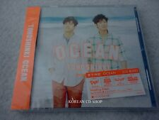 Dong Bang Shin Ki - TVXQ Ocean [Normal Edition] CD +Free Gift