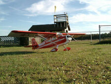69 inch Sig  Citabria Giant Scale RC AIrplane PDF Plans & Templates