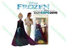 Disney Fairytale Designer Heroes vs Villains Queen Elsa and Hans LE Dolls