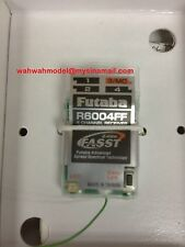 Futaba R6004FF FHSS 2.4GHz 4-Channel Indoor FASST Micro Receiver