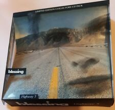 THE BLESSING - Highway 5 ~CD Single~ *Limited Black Collectors CD Pack*