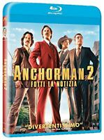 Anchorman 2 - Fotti La Notizia (Ex-Rental) - BLURAY DL001716
