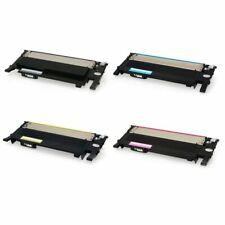4 Toner compatibili per Samsung Xpress SL-C480W SL-C480FW SL-C430W 404K/C/M/Y
