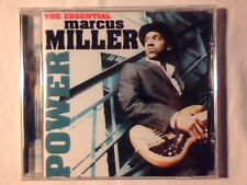 MARCUS MILLER Power - The essential cd ME'SHELL NDEGEOCELLO