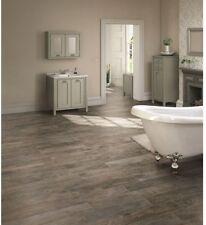 Rustic Faux Wood Floor & Wall Tile ~ Durable Glazed Porcelain ~ 14.53 Sf / case