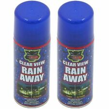 200 mL Volume Car Glass Care & Water Repellent Sprays