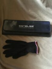 Corioliss Protective Pouch Mat And Hand Glove For Hair Straighteners