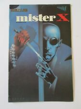 MISTER X Number 5 by Dean Motter 1st Edition - Vortex Comics as new