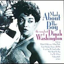 Dinah Washington - Mad About the Boy [New CD]