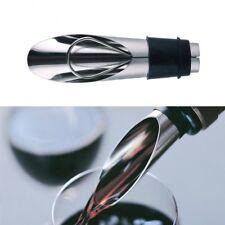 Bouchon verseur bouteille de vin bec verseur vin en acier inoxydable