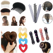 Magic Bun Maker Hair Donut Ponytail Clip Twister Styling Aid Tool Accessories