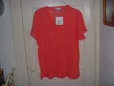 SILHOUETTES WOMENS BLOUSE SIZE 1X