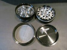 Sharpstone Herb Grinder Clear Top multiple colors(NEW)