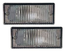 BMW E30 M3 3 SERIES (86-92) FRONT INDICATOR LENSES - CLEAR